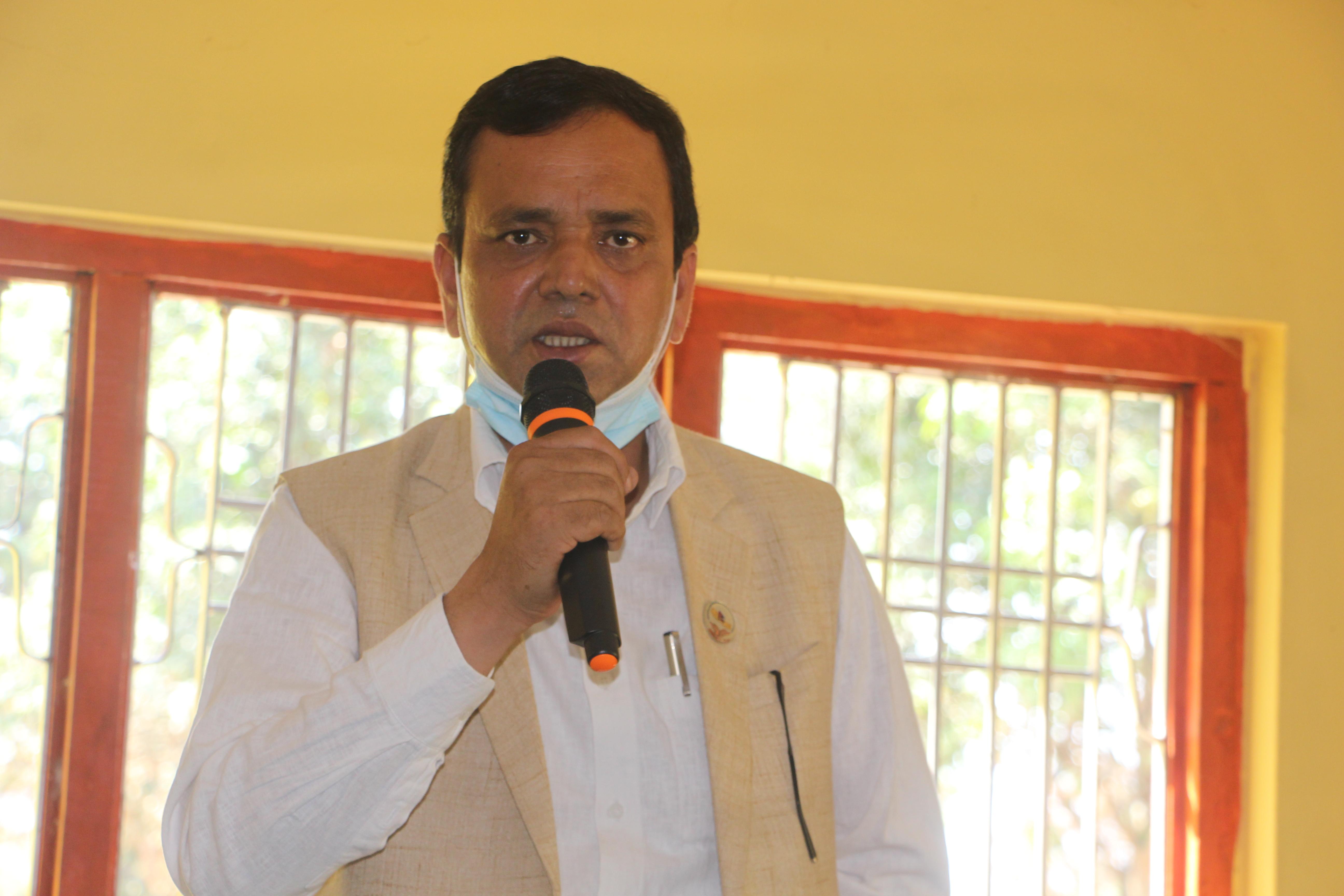 नेपाली कांग्रेस १४ औ महाधिवेशनमा सक्षम नेतृत्व चयन गरौ नेता : कमाल